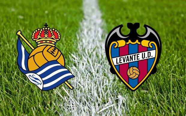 Image result for Real Sociedad vs Levante