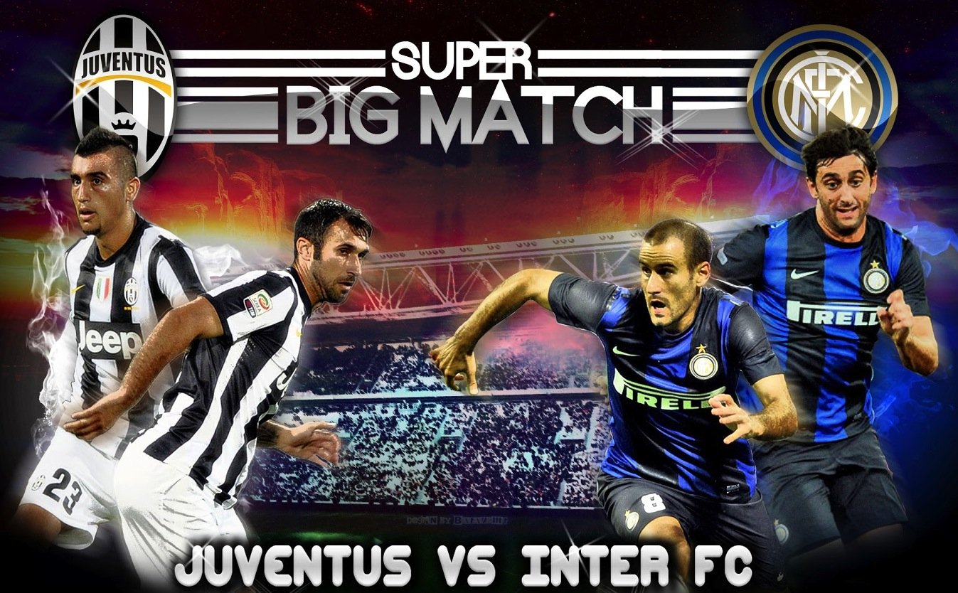 Image result for Juventus vs Inter Milan