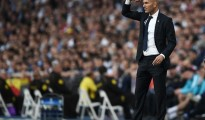 Zidane is not worry about the tough start of Real