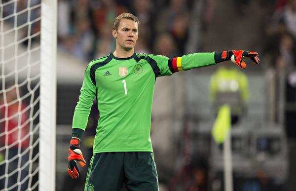 Image result for Manuel Neuer national team