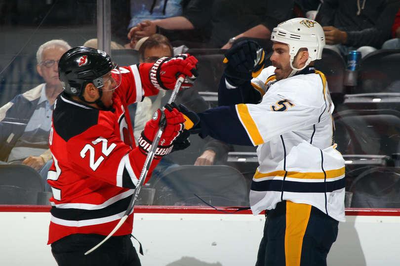 New Jersey Devils Vs Nashville Predators
