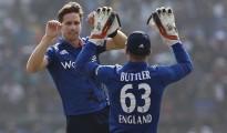 England won by 12 runs at Perth