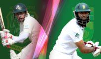 Bangladesh suffering batting disaster in 2nd Test at Bloemfontein