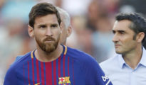 Barcelona would not let Messi to rest