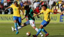 Brazil demolished Chile in last round of WCQ