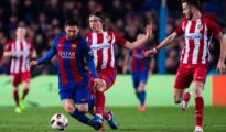 Filipe Luis would play butcher role to stop Messi