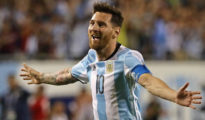 Messi magic leads Argentina to World Cup 2018