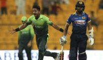Pakistan beat Sri Lanka by 32 runs