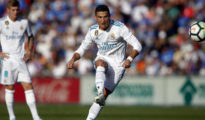 Ronaldo saved Real Madrid against Getafe