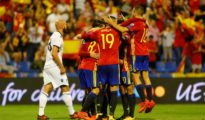 Spain confirmed Russia World Cup 2018