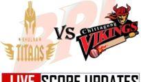 Khulna Titans lost by 19 runs