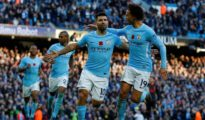 Man City beat Arsenal by 3 - 1