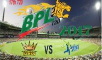 Rajshahi Kings won by 7 wickets against Sylhet