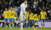 Real destroyed Las Palmas in La Liga