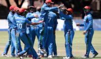 Afghanistan beat Ireland in 1st ODI