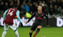 Arsenal made a draw against West Ham