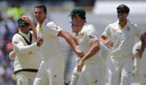 Australia declared 1st innings by scoring 662 runs