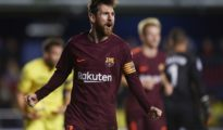 Barcelona beat Villarreal by 2 - 0