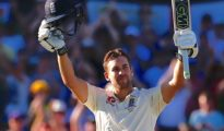 England scored 305 runs in 1st day at Perth