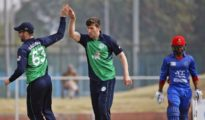 Ireland won ODI series against Afghanistan