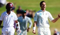 New Zealand won Test series against Windies
