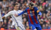 Ronaldo proud to compete with Messi