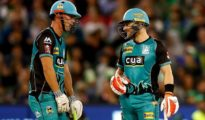 Brisbane Heat got a big victory over Melbourne Stars