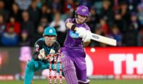 Hurricanes won by 6 wickets