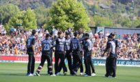Australia won 1st T20 against Black Caps