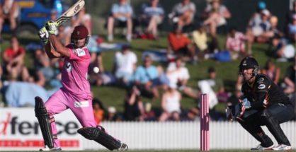 Northern Districts won against Otago in Super Smash