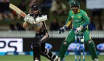 Pakistan won warm up match by 120 runs
