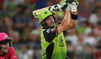 Sydney Sixers beat Thunder by 8 wickets