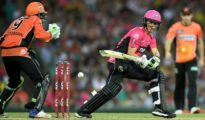 Sydney Sixers was defeated by 6 wickets