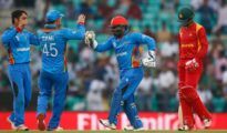 Afghanistan beat Zimbabwe by 5 wickets