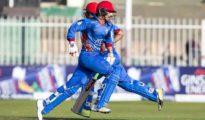 Afghanistan won 1st ODI by 154 runs