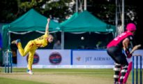 Hung Hom Jaguars won by 6 wickets