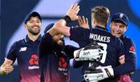 England beat New Zealand by 4 runs