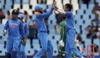 India won 1st T20I at Johannesburg