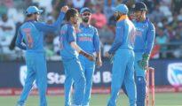 India won T20I series against Proteas