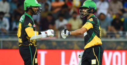 Lahore Qalandars got 1st victory in PSL