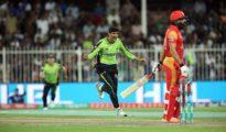 Lahore Qalandars won through Super Over
