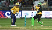 Multan Sultans won 1st match in PSL