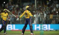Peshawar Zalmi won by 5 wickets