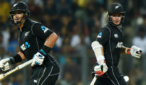 Ross Taylor led Black Caps to victory