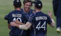 Scotland won by 7 wickets