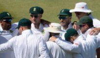 South Africa chasing 417 runs at Durban