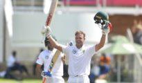 South Africa scored 382 runs at Port Elizabeth