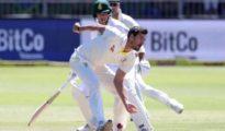 South Africa won 2nd Test at Port Elizabeth