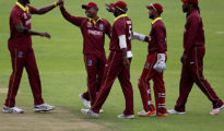 West Indies beat UAE at Harare