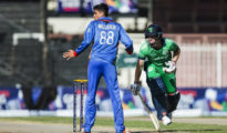 Afghanistan promoted to Qualifier final